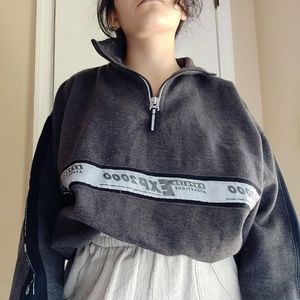 Sweaters - VTG 80s Express Athletique Oversized Sweater